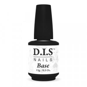 Базовое покрытие при наращивании ногтей гелем DIS Basa 15 мл