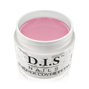 Гель камуфлирующий DIS Builder Cover Petal (светло-розовый) 30 мл