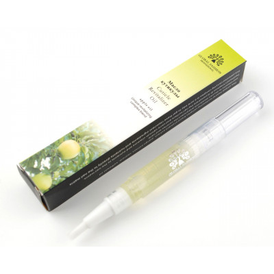 Масло для кутикулы в карандаше Global Fashion Cuticle Revitalizer Oil (яблоко)