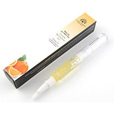 Масло для кутикулы в карандаше Global Fashion Cuticle Revitalizer Oil (апельсин)