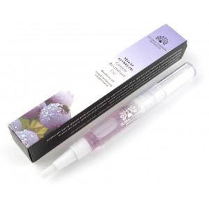 Масло для кутикулы в карандаше Global Fashion Cuticle Revitalizer Oil (черника)