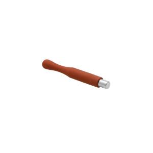 Магнит для гель лака  кошачий глаз, коричневая ручка