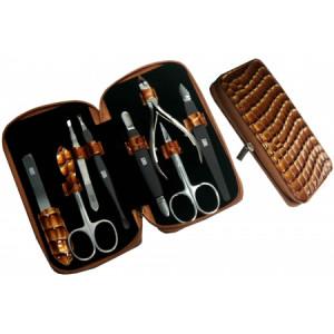 Маникюрный набор ZBR 018 на 8 предметов для рук.