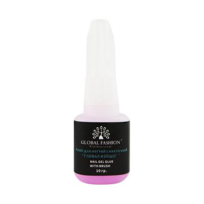 Клей для типс Global Fashion, Nail Gel Glue10 мл