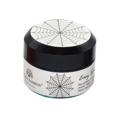 Гель паутинка Global Fashion, Easy Spider Gel, белая 5g