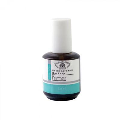 Праймер для ногтей беcкислотный GLOBAL FASHION, Primer Non Acid, 15 мл.