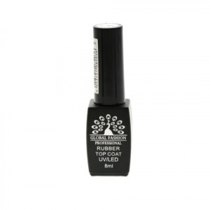 Топ Каучуковый GLOBAL FASHION,Rubber Top Coat, 8мл