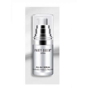 База под макияж Универсальная для всех типов кожи PARTY QUEEN All-In-1 Serum Universal Cream