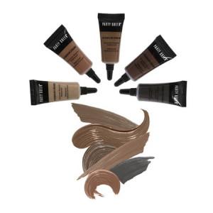Крем-гель для бровей PARTY QUEEN Eyebrow Cream 5 оттенков