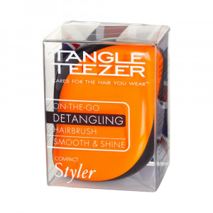 Щетка для волос Tangle Teezer Compact Styler Orange Flare